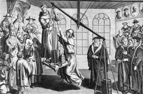 stola's van het protestantisme