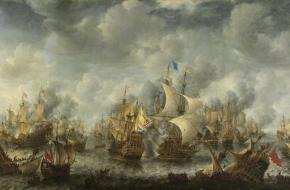 eerste Engels-Nederlandse Oorlog