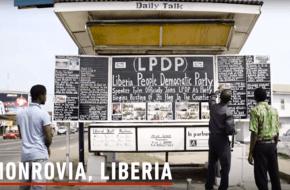Nieuws in Liberia