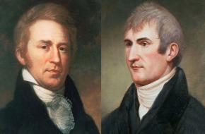Lewis en Clark