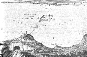 Geschiedenis van de kanaaltunnel