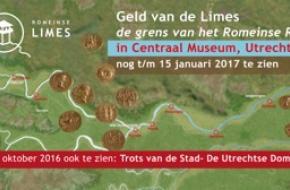 De 'Limes' is de benaming voor de Romeinse grens. In de voorstelling 'geld van de Limes' staat de handel centraal.