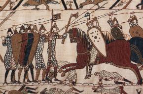 De slag bij Hastings 1066