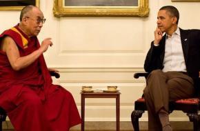 Verzet van de dalai lama