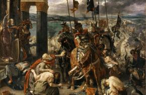 Plundering van Constantinopel