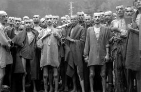 Gevangenen Mauthausen