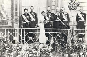 Tsaar Nicolaas II