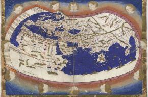 Ptolemaeus projectie