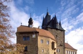 Burcht Kriebstein. Foto: Schlosserland Sachsen/TMGS Sachsen