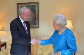 Martin McGuinness van vrijheidsstrijder tot vredestichter