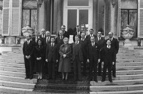 Kabinet Van Agt I. Fotocollectie Anefo via Nationaal Archief