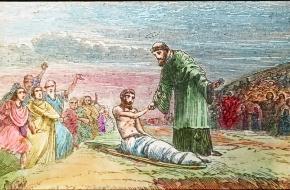 Wie was St. Patrick?