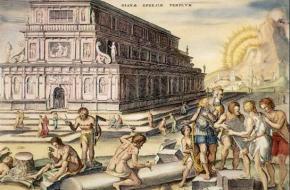 Tempel van Artemis in Efeze