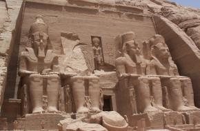 tempels van Aboe Simbel
