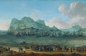 conflict om Gibraltar