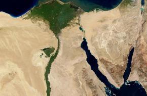 Zoektocht naar de bron van de Nijl