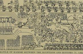 Hettieten en Assyriërs