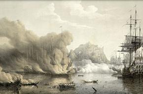 Jan den Haen kwam om het leven in de haven van Palermo. Deze Gouwenaar was een belangrijke zeevaarder uit de zeventiende eeuw.