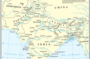 South Asia, By UN (UN.org) [Public domain], via Wikimedia Commons