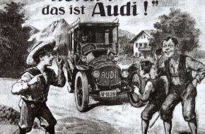 Geschiedenis van Audi