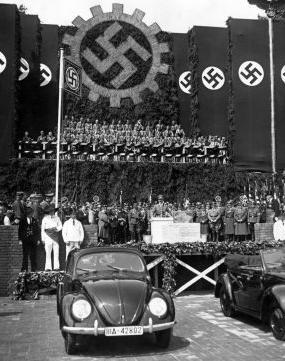 mythe van hitler en zijn autobahn isgeschiedenis